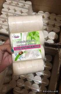 Whippfinity soap