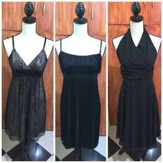Black dress bundle