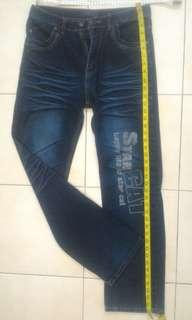 Preloved EXTE Men's Jeans Fit Cut