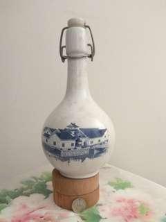 Vintage Porcelain Vase 23cm Higher 旧款日本醬料瓶