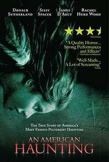 An American Haunting DVD