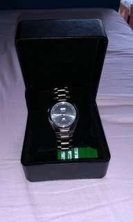 Seiko 5 Unisex Automatic Analog 21 Jewels Day/Date Water Resistant