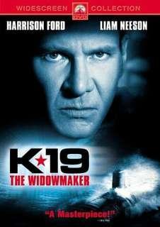 K19 The Widowmaker DVD