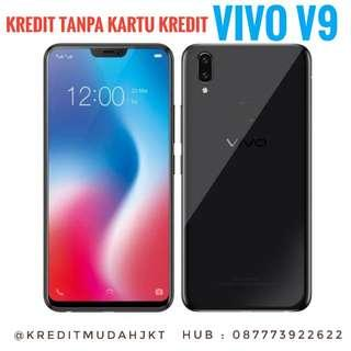 Kredit Vivo V9 Proses Hanya 3Menit Tanpa Kartu Kredit