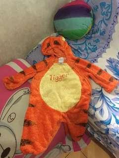 Preloved Tigger Costume