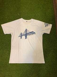 全新荃灣體育節青公比賽跑步衫 Size: M