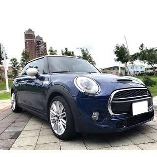 2015年MINI COOPER 粉專:魯邦車業,想買車皆可幫忙全額貸+增額貸第三方配合認證