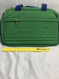 United color of benetton traveling bag