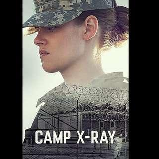 [Rent-A-Movie] CAMP X-RAY (2014)