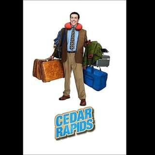 [Rent-A-Movie] CEDAR RAPIDS (2011)
