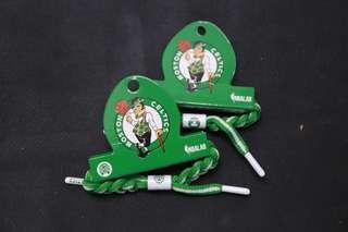 🏀現貨發售🏀NBALAB Rastaclat Boston Celtics Bracelet 波士頓塞爾特人手繩