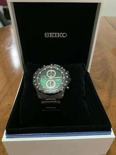 SEIKO Watch Mens Analogue Quartz