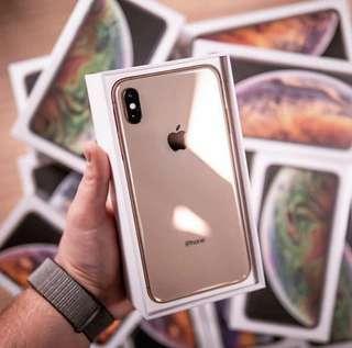 Kredit Hp iPhone Xs Max 512 Gb Garansi Internasional