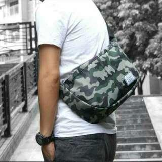 *Sold out* Unisex Camo Sling pouch