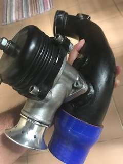 BMW E92 Charge Pipe - N54 & Blow Off Valve