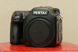 Pentax 645D Digital Medium Format