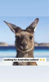 Looking For Aussie Sellers!