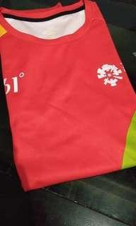 Baju Volunteer Asian Games