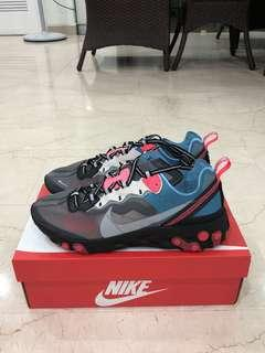 Us 9 Element React 87 Solar Red