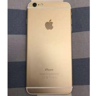 iPhone 6 Plus 64G (金色)