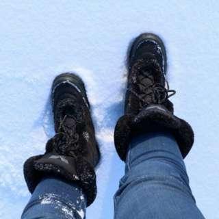 CEVAS Unisex Waterproof Anti-slip Snow Boots