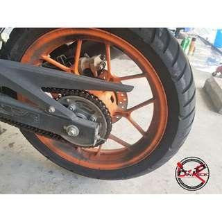 Rim Cleaner / Honda RS 150