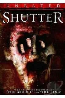 Shutter / Joshua 2 discs 2 movies DVD