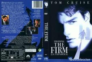The Firm China Version DVD