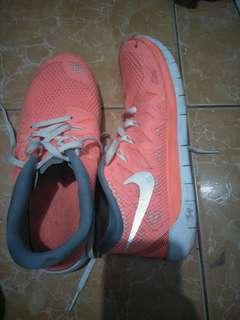 Original Nike Rubber Shoes (size 5 )