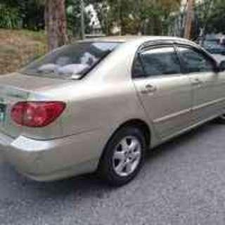 **CHEAP CHEAP $45 PER DAY RENTAL. TOYOTA ALTIS 1.6A FOR RENTAL AT YOUR SERVICE