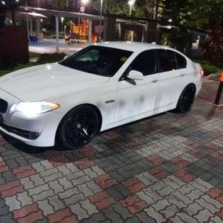 **PROMO** $150 PER DAY..LUXURY BMW 520I FOR RENTAL AT YOUR SERVICE... **VERY WELL MAINTAIN