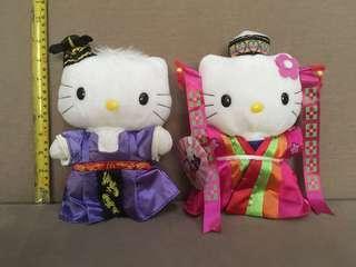 Hello Kitty Korean Wedding