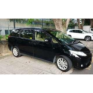 MPV TOYOTA PREVIA 2.4A FOR RENTAL. ** NEW CAR**
