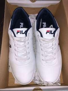 Fila Clarion white/Navy/Red