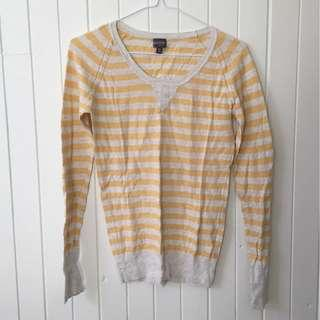 Gorman Striped Long Sleeve Top