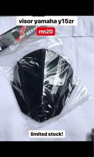 YAMAHA Y15zr cowling windshield lens batman style v2