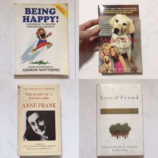 Motivational Self Help Business Management Novel Books