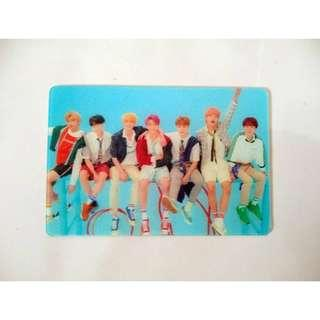 【WTT/WTS】BTS ANSWER ALBUM SPECIAL GROUP PHOTOCARD