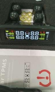 TPMS 胎壓監測外置