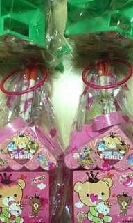 Children stationery/gift set (24 sets for $20)