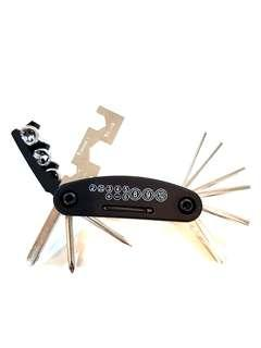 ***In-Stock = Tool Hand Kit Set Hex Wrench + Screwdrivers + Nut Tools + Hex Key Bicycle Repairing Hand Bicicleta Tools