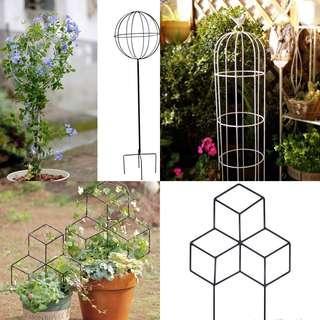 Garden Accessories: Garden Tools, Climber, Potted Plants Decor
