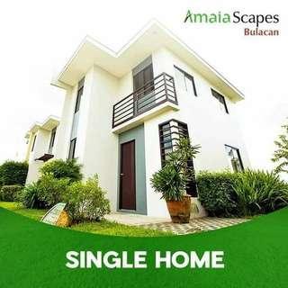3 Bedroom Single Attached in Amaia Scapes, Brgy. Manggahan, Sta. Cruz, Sta. Maria, Bulaca