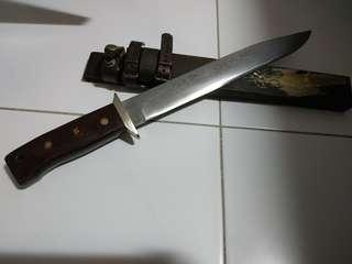 Hattori Japanese Traditional Hunting Knife
