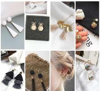 [NEW] Korean Fashion Earring