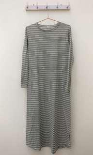 long dress strips
