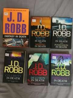 JD Robb Collection