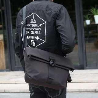 (PO) Unisex Sling Pouch / Sling Bag