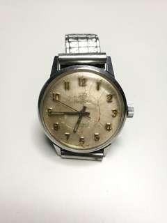 Restoration of watch crown