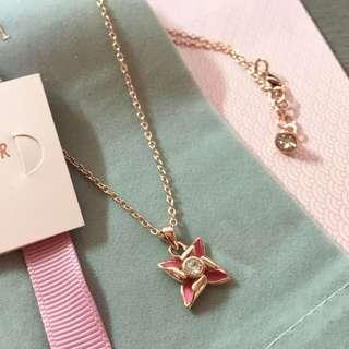 (NEW) Ted Baker Windmill Charm Necklace